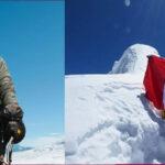 Montañistas costarricense y peruano caminarán 280 km por salares de Bolivia