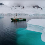 Greenpeace descubre nuevos ecosistemas marinos en la Antártida
