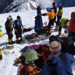 Peruano, británico y eslovena mueren sepultados por avalancha en Alpamayo