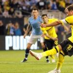 Copa Campeones: Borusia Dortmund derrota 1-0 al Manchester City