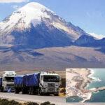 Bolivia avanza acuerdos para exportar su carga pesada por puerto peruano de Ilo