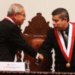 Pedro Chávarry utiliza el MP como plataforma de defensa personal