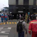 Explosión en sótano de la Clínica Ricardo Palma causa alarma y deja 5 heridos