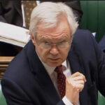 Reino Unido: Renunció el ministro británico para el Brexit David Davis (VIDEO)