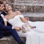 """David Bisbal y Rosana Zanetti contraen matrimonio en """"discreta"""" boda"""