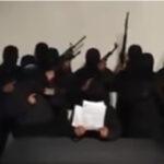 """México: Empresarios encapuchados se arman """"para combatir a secuestradores y corruptos"""" (VIDEO)"""