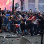 Disturbios, saqueos y destrozos en Francia en la celebración del título mundial (Videos)