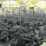 EEUU: Incendio intencionalen el campo de golf donde David Beckham planea construir su estadio (VIDEO)