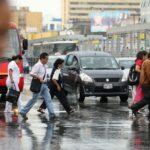 Fiestas Patrias: Habrá lloviznas este sábado y domingo