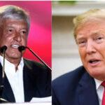 López Obrador habló con Trumpsobre seguridad fronteriza y Tratado de Libre Comercio (VIDEO)