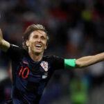 Mundial Rusia 2018: Luka Modric elegido el mejor jugador por tercera vez