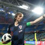 Rusia 2018: Modric iguala a Simic y es el croata con más partidos mundialistas