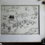 Subastan en US$ 570 mil mapa auténtico de libro Winnie the Pooh