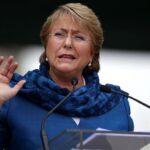 Michelle Bachelet elogia fallo que condenó en Chile a asesinos de Víctor Jara