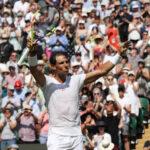 Wimbledon: Nadal asegura el N° 1 hasta el final y Gulbis noquea a Zverev