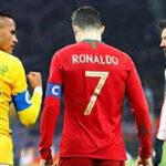 Mundial Rusia 2018: Neymar acompaña a Cristiano Ronaldo y Messi en el adiós prematuro