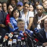Venezuela: Partido Acción Democrática abandona la plataforma opositora de laMUD (VIDEO)