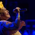 Su majestad Omara Portuondo ofreció inolvidable recital por 500 aniversario de La Habana