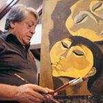 Música con las Líneas de Nasca rinde tributo a Oswaldo Guayasamín