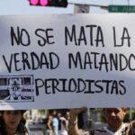 Asesinan a tiros a periodista en un municipio del Caribe mexicano