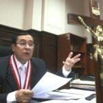 Poder Judicial: Plantearán que elección de presidente sea por voto universal