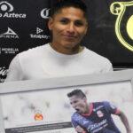 México: Morelia en la temporada 2018-2019 retira el N° 9 de Raúl Ruidíaz