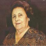 Efemérides del 1 de agosto: nace Serafina Quinteras