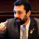 """Presidente de Congreso catalánasegura que hay una """"regresión de derechos"""" en España (VIDEO)"""