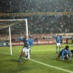 Así comentó El Veco la goleada de Sporting Cristal a Racing por 4-1 en 1997 (Video)