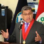 Procuraduría pidió detención preliminar contra juez Walter Ríos