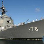 Japón retira sus buques antimisiles en plena distensión con Corea del Norte