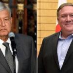 México: Andrés López Obrador recibirá al secretario de Estado Mike Pompeo este viernes (VIDEO)