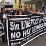 ANP: Pedido de sanción a periodista es propio de regímenes totalitarios