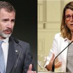 Gobierno catalán no invitará al Rey Felipe al primer aniversario de atentados en la región