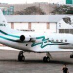 Bolivia: Polémica por un jet procedente de México abandonado en aeropuerto