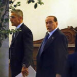 Italia:Militar de 25 años se suicida de balazo en la cabezaen la residencia de Silvio Berlusconi