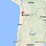 Sismo de magnitud 5.1 sacude norteña urbe de Calama en Chile sin causar daños