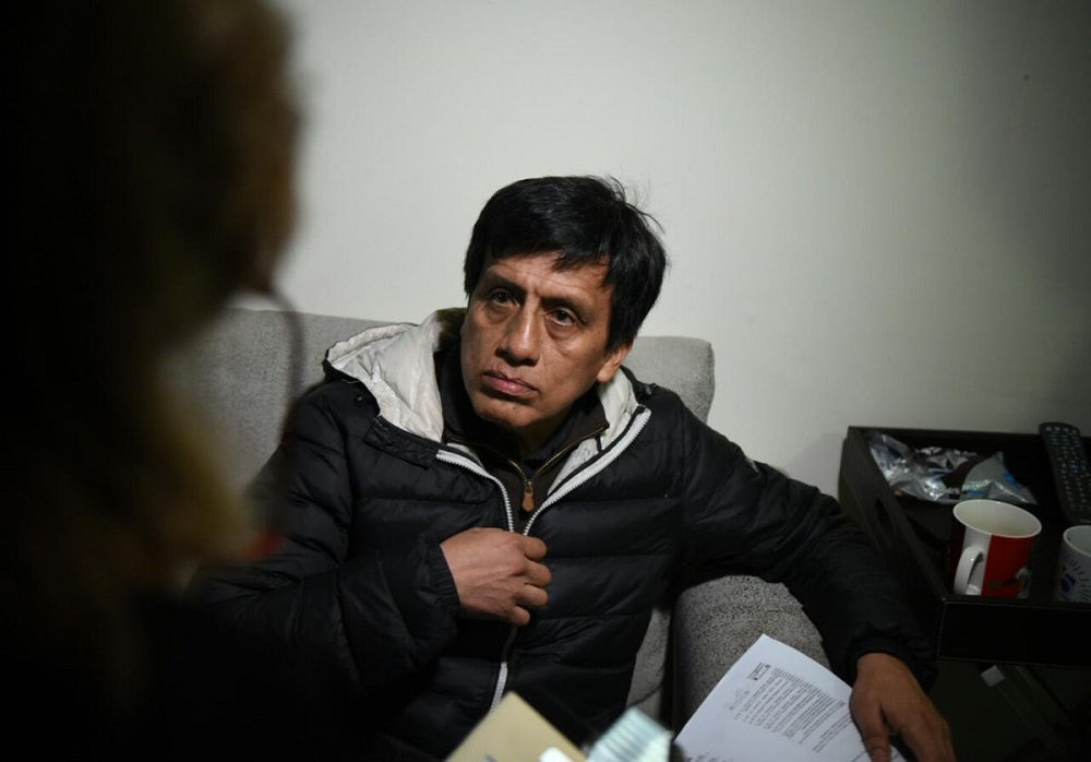 Antonio Camayo: Fiscalía y Policía Nacional detienen a empresario