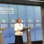 La UE y la CELAC piden poner fin al bloqueo estadounidense sobre Cuba