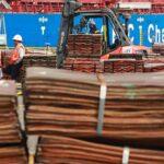 Chile reduce proyección de precio del cobre en 2018 por guerra comercial