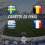Mundial Rusia 2018: Resultados de la fase de eliminatorias y rol de próximos partidos