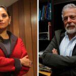 Audios: Rosana Cueva y Gustavo Gorriti no asistirán a Fiscalización