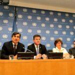 Comisión DDHH de México celebra aprobación del Pacto Mundial para Migración