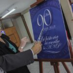 90 Años: La historia la hace la ANP: Se inauguró muestra fotográfica (VIDEOS)