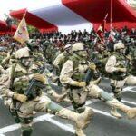 Fuerzas Armadas reafirman vocación de defensa de la democracia en Perú