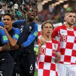 Mundial Rusia 2018: Francia y Croacia se enfrentan al temor de un nuevo fracaso