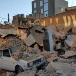 Más de 370 heridos en dos fuertes terremotos en el sureste y oeste de Irán