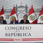 Galarreta respalda propuesta del Ejecutivo para reforma del Poder Judicial