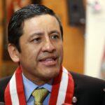 CNM: Guido Águila presentará este lunes su renuncia irrevocable