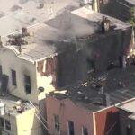 EEUU: Aumentan a cinco los niños muertos por un incendio en Nueva Jersey